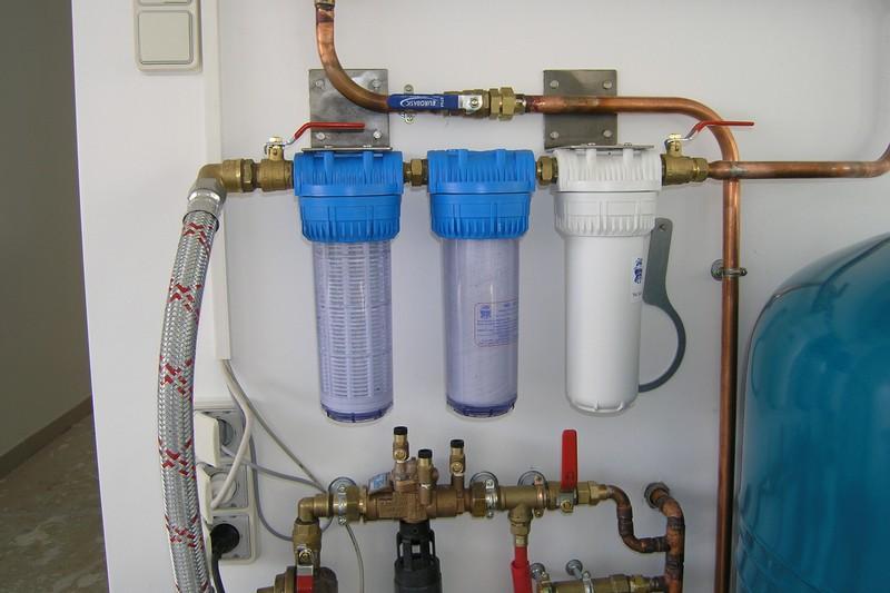 Maroc filtration de l eau avec un syst me fait maison - Filtre eau potable maison ...